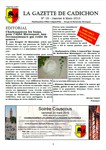 gazette cadichon 18